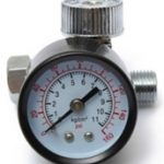 WM100 - ADJESTABLE AIR REGULATOR