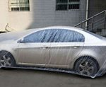 WMCC - DISPOSABLE CAR COVERS