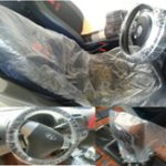 WMDC - DISPOSABLE SEAT, STEERING, GEAR NOB